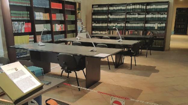 biblioteca mazara del vallo, Sicilia, Archivio