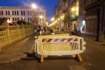 Blocchi di cemento e furgoni in strada, le città siciliane alzano le difese: rafforzate le misure antiterrorismo