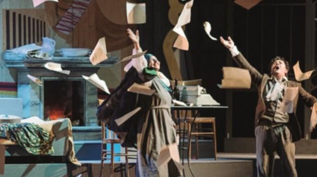 Teatro a Trapani, Trapani, Cultura