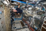 AstroPaolo in un selfie racconta i segreti delle foto in orbita