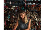 Melissa Satta diventa stilista con Bata