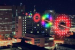 Messaggi segreti supersicuri grazie alla luce, prima trasmissione in città