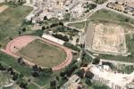 Il campo di atletica a Villaseta, conto alla rovescia per il recupero