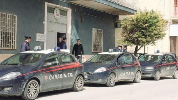 Armi a Favara, Agrigento, Cronaca