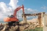 A Castelvetrano fondi per demolire le case abusive di Triscina