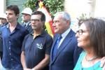 Palermo ricorda Libero Grassi, il presidente del Senato: in calo le denunce del pizzo