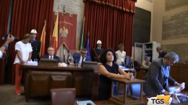 Consiglio comunale di Palermo, lunedì la seduta