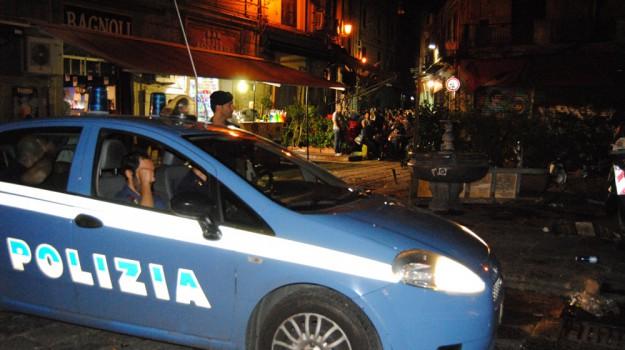 Movida a Palermo, Palermo, Cronaca