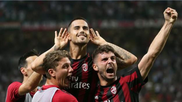 Calcio, Milan, Napoli, SERIE A, Sicilia, Sport