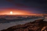 Pianeta che somiglia alla Terra si fa 'sfuggire' l'atmosfera