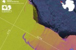 Antartide, supericeberg ha destabilizzato il ghiacciaio Larsen C