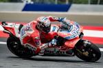 Gp Malesia: Dovizioso davanti a Marquez, Rossi quarto