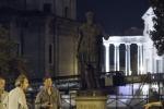 Cinema: a Roma sul set di 'Loro' con Sorrentino