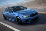 Premiere a Colonia per la BMW M5, quella dei videogames