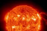 Il nucleo del Sole ruota 4 volte più velocemente della superficie