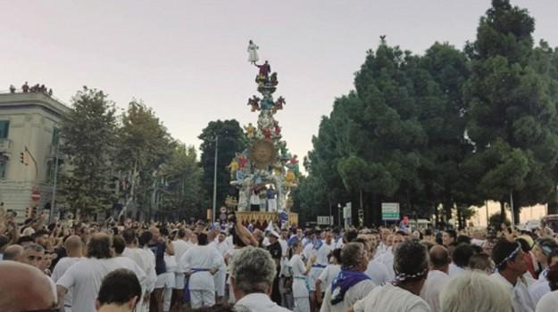 Festa Assunta Messina, Messina, Cronaca