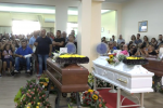 Tragedia sulla Palermo-Mazara, lacrime e dolore ai funerali della famiglia Orestano - Video