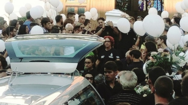 Funerali di Ilenia a Castellammare, Trapani, Cronaca