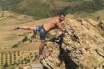 Tragica scalata, muratore di Aidone precipita da 25 metri e muore