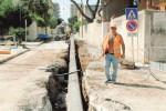 Guasti alla rete, frazioni e periferie senza acqua a Trapani