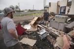 Usa, Harvey: almeno 10 morti, stato di emergenza in Louisiana