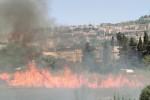 Incendi ad Agrigento, lambita anche la Valle dei Templi