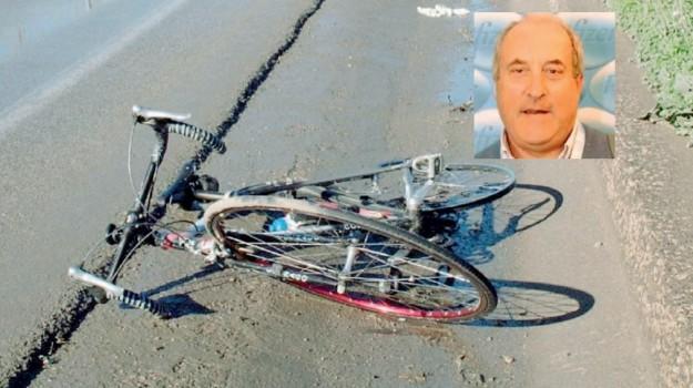 incidente bici, Palermo, Cronaca