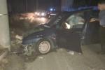 Auto contro un palo a Marinella di Selinunte, ferite cinque persone
