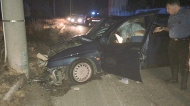 Incidente a Selinunte, Trapani, Cronaca