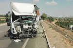 Scontro tra furgoni a Menfi, due feriti: uno è in gravissime condizioni