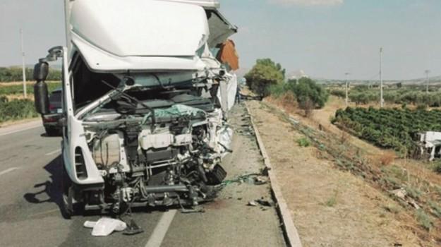 Incidenti a Menfi, Agrigento, Cronaca