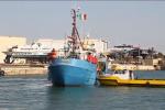 La nave Iuventa è arrivata a Trapani, il legale della Ong: chiederemo dissequestro - Video