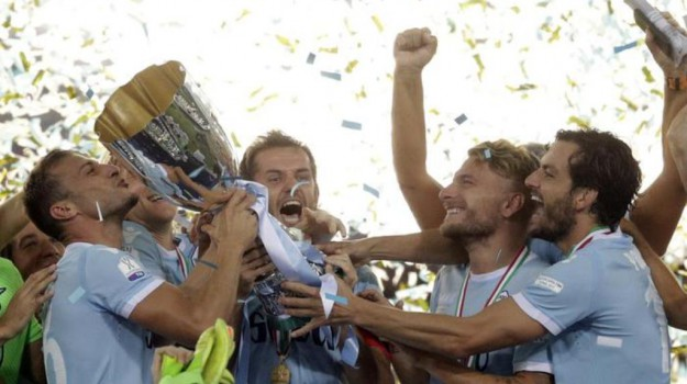 Juventus-Lazio, Supercoppa italiana, Sicilia, Sport