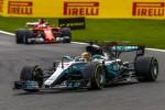 Gp del Belgio: vince Hamilton, seconda la Ferrari di Vettel
