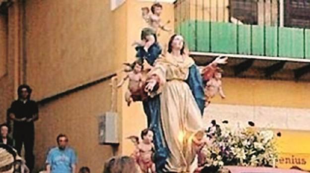 madonna dell'assunta caltanissetta, san Giuseppe, Caltanissetta, Cultura