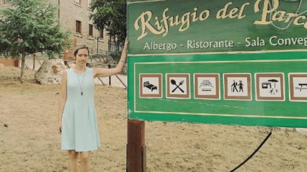 Turismo Nebrodi imprenditrice minacciata, Magda Scalisi, Messina, Archivio