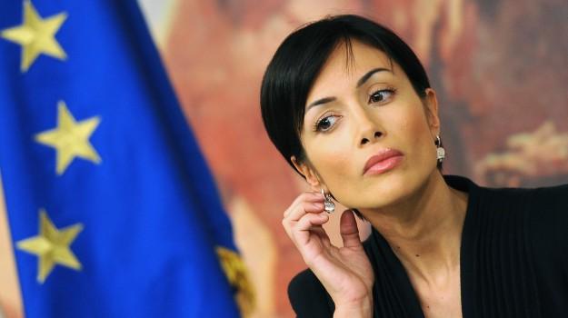 forza italia, governo, miss italia, Mara Carfagna, Mario Draghi, Silvio Berlusconi, Sicilia, Politica