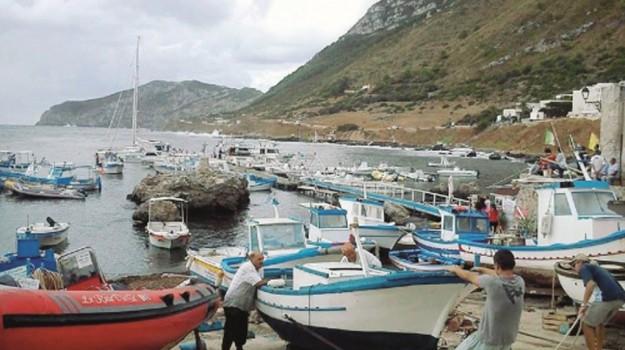 Favignana Marettimo porti, Trapani, Archivio