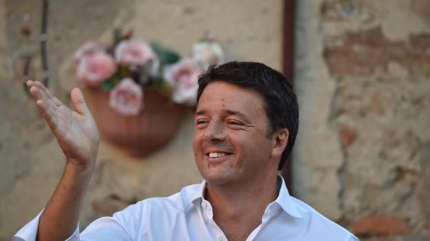Matteo Renzi, Ragusa, Cultura