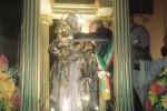 """Messineo """"consegna"""" le chiavi di Trapani a Sant'Alberto"""