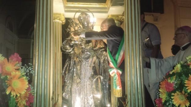 commissario straordinario trapani, sant'alberto trapani, Francesco Messineo, Trapani, Cultura