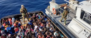 Tornano gli sbarchi a Lampedusa Caos al centro, oltre 600 i migranti