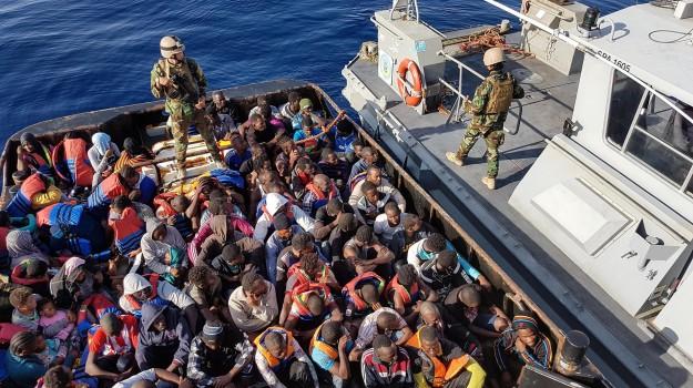 Migrante gettata in mare, Sicilia, Cronaca