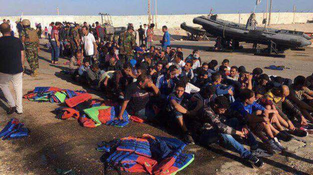 migranti libia, Sicilia, Mondo