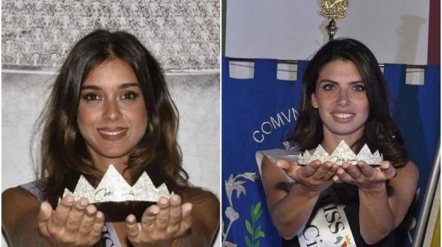 finale concorso, miss italia, Adelaide Compagno, Anna Passalacqua, Sicilia, Società