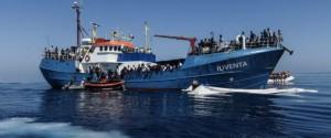 La nave Iuventa fermata a Lampedusa: 3 gli episodi su cui indaga la procura