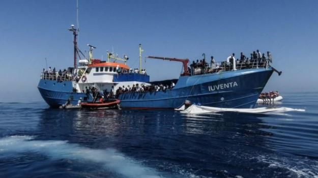 nave iuventa, ong migranti, Sicilia, Cronaca