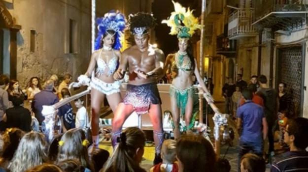 Carnevale di Mussomeli, Caltanissetta, Cronaca