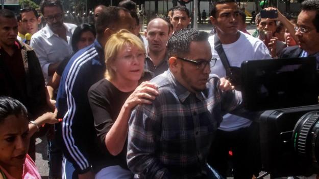 Violenze in Venezuela, Nicolas Maduro, Sicilia, Mondo
