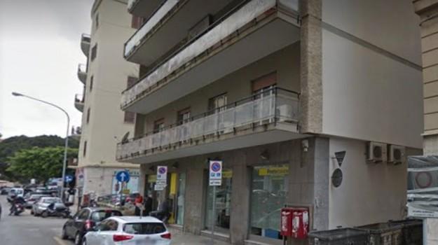 rapina poste, Palermo, Cronaca